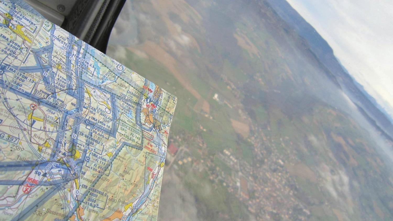 La carte aéronautique, votre meilleure allée en navigation